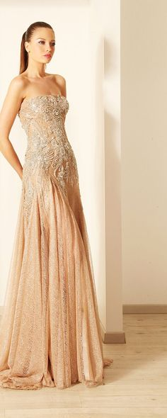 Miss Universe evening gowns, example of draping sleeve that can be ...