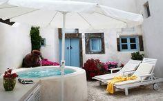 casa con estilo griego 4
