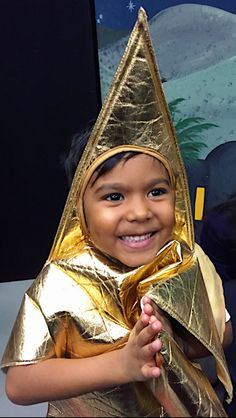 My star at his 1st Nativity play