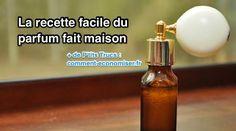 Inquiet par le nombre de produits chimiques qui se cachent dans les parfums commerciaux ?Vous cherchez une alternative naturelle pour vous parfumer ? Alors cette recette est faite pour vous !Faire son
