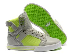 2013 Supra Skytop Mens Grey Green Pattern Shoes. cheap supra shoes canada outlet store - www.24hshoesmall.com