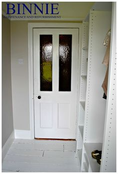 An open, spacious and bright walk in wardrobe by Binnie Maintenance and Refurbishment Ltd. Walk In Wardrobe, Refurbishment, Bright, Mirror, Projects, Furniture, Home Decor, Built In Wardrobe, Restoration