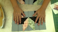 Pinless Basting Perfect Block Piecing? For Beginner Quilters Delightful Details Included!