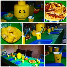 Lego! Birthday Party Ideas | Photo 1 of 10 | Catch My Party