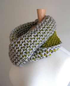 ...Cowl...love the two-tone but probably too complicated for me right now