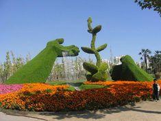 Fontaine de vie, Shanghai, Chine  #vieuxmontreal  #expositionmontreal 2006