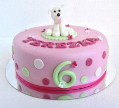 Dort s pejskem / Puppy cake