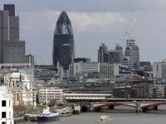Dem Finanzplatz London droht der Abzug vieler Konzerne.