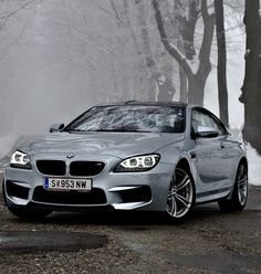 BMW M6 please