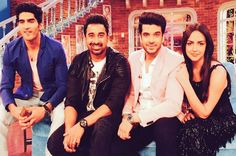 Roadies On Comedy Nights With Kapil!