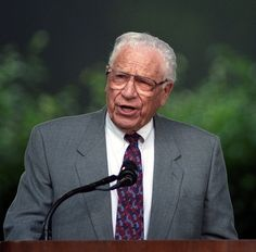 The Gospel soloist, legend , and inspirational George Beverly Shea