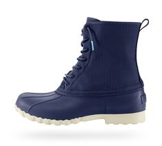 Jimmy - Regatta Blue | Native Shoes