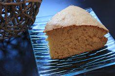 Gâteau de savoie ultra moelleux grâce au thermomix