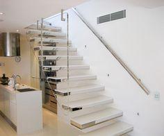 Escadas Modernas | Blog | Móveis Planejados | Artezanal - Móveis Clássicos e Contemporâneos