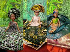 Queens of Africa Dolls: Der Tag, an dem ein nigerianischer Vater hörte, wie seine dreijährige Tochter träumte weiß zu werden, gründete er eine Firma. #QueensofafricaDolls