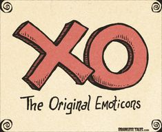 The Original Emoticons - Brainless Tales