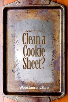Although it might not be possible to sanitize your entire home in a day, you are able to certainly take action in under a week with one of these deep cleaning hacks! Cleaning Baking Sheets, Household Cleaning Tips, Deep Cleaning Tips, Toilet Cleaning, House Cleaning Tips, Cleaning Solutions, Spring Cleaning, Cookie Sheet Cleaning, Kitchen Cleaning