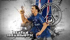 Zlatan Ibrahimovic finira sa carrière au PSG