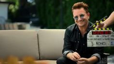 Bono's smile is a blessing