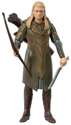 The Bridge Direct Hobbit 6 Collector Figure Wave 1 Gandalf The Grey