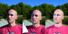 How to Eliminate Shadows from your Daytime Portraits