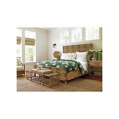 Found it at Wayfair - Twin Palms Panel Customizable Bedroom Set