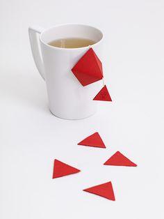 Senba Tea on Behance