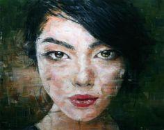 Harding Meyer  - Portrait Paintings by Harding Meyer