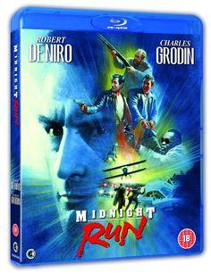 Midnight Run - Blu-Ray (Second Sight Region B) Release Date: Available Now (Amazon U.K.)