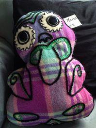 Tiki Handmade Soft toy @@@@@@