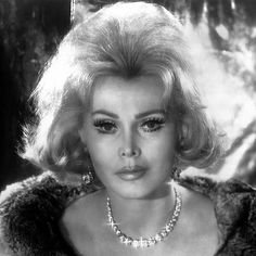 Zsa Zsa Gabor, 1970 | She penned advice book How to Catch a Man, How to Keep a Man, and How to Get Rid of a Man.