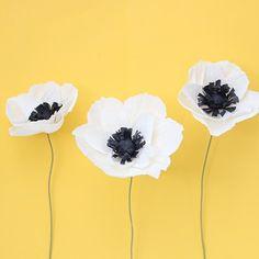 die 74 besten bilder von 2016 krepppapier basteln mit papier krepppapierblumen und papierblumen. Black Bedroom Furniture Sets. Home Design Ideas