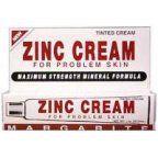 Zinc Cream Margarite 1 oz Cream
