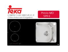 TEKA Fregadero COMPACT LUX 1000.520 1C 2I http://www.materialdirecto.es/es/fregaderos/72428-teka-fregadero-compact-lux-1000520-1c-2i-.html