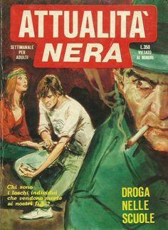 Cover for Attualita' Nera (Edifumetto, 1978 series) #40