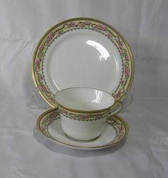 Art Deco 1913 Fine bone china Paragon Star Tea by TheMewsCottage, £25.00