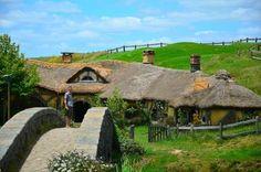 hobbiton tour - Google Search