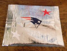 New England Patriots Wallet.