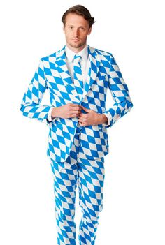 Bavarian Party Suit