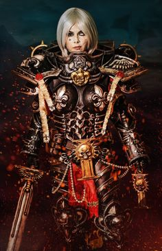 sisters of battle,Ecclesiarchy,Imperium,Империум,Warhammer 40000,warhammer40000, warhammer40k, warhammer 40k, ваха, сорокотысячник,фэндомы,Wh Cosplay,Wh Other,xXAnemonaXx