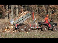 ATV Trailer - Anhänger für Kleintraktoren