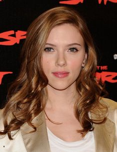 Lainey Gossip|Scarlett Johansson in Madrid at the photocall for her new movie The Spirit December 2, 2008