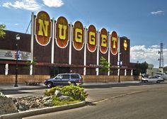 Fallon, Nevada--I love the nugget :)