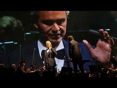 (13) Andrea Bocelli: Maria incl. 'köszönöm' in Hungarian - YouTube