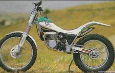 Trail Motorcycle, Motos Trial, Trial Bike, Trials, Honda, Dirt Biking, Bicycle