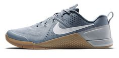 Nike MetCon 1 Grey, Blue Graphite, Wolf | Rogue Fitness