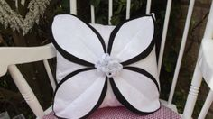 100 cotton cushion including large felt by TheCraftyFoxBoutique, £26.30