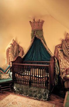 old world nursery