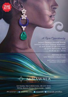 #Minawala #jewellery #designer #profile #teaminjection