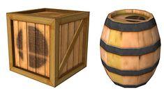 Crates and Barrels,http://www.smashbros.com,2014